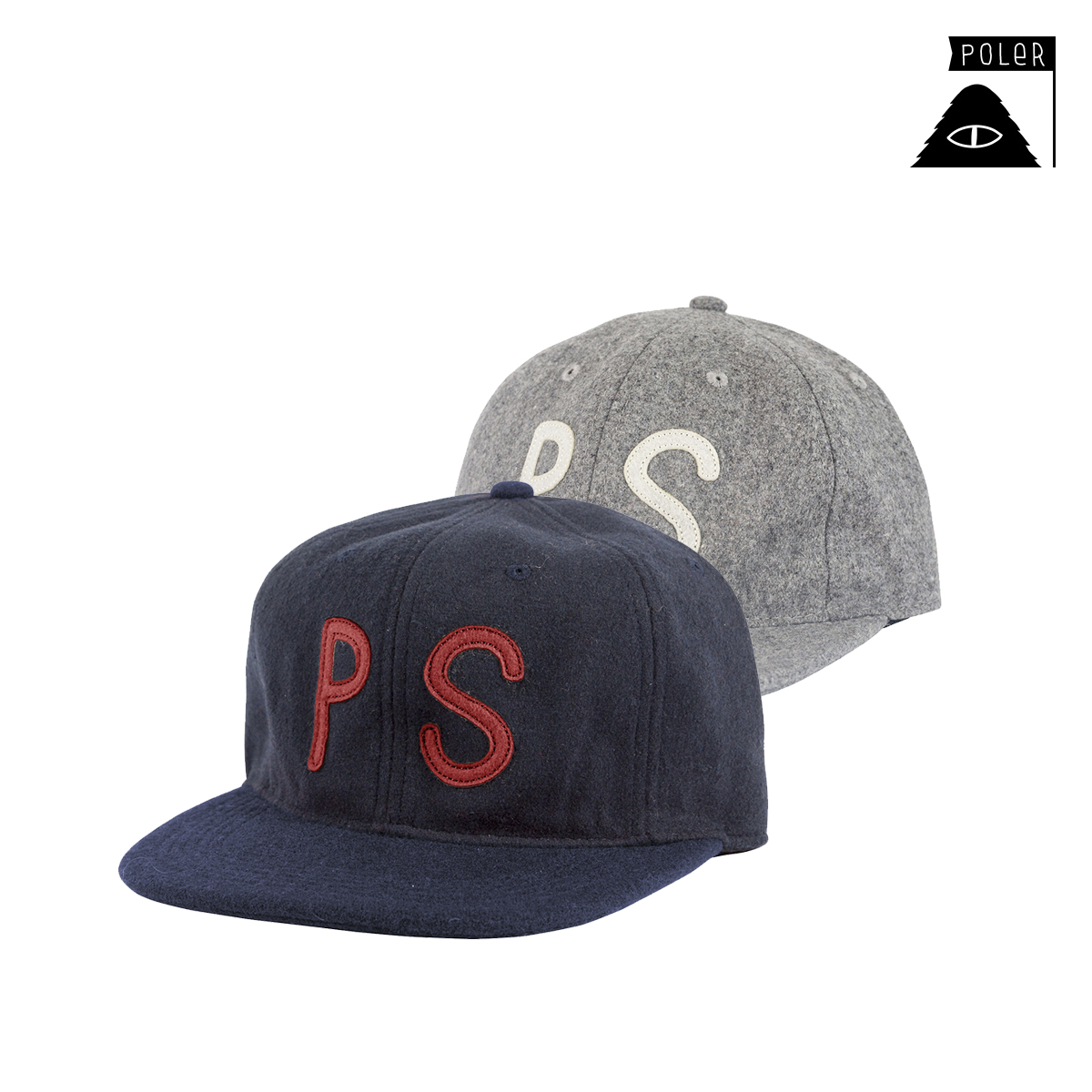 [POLER STUFF] PS WOOL HAT