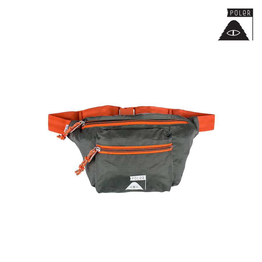 폴러 STUFFABLE FANNY PACK 13150002_PINE