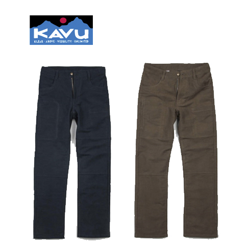[KAVU] BASE CAMP PANT