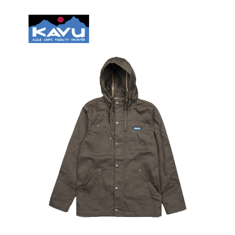 [KAVU] LUMBER JACK IT