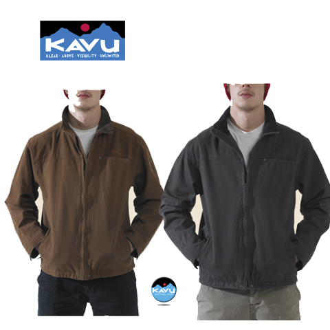 [KAVU] CAN JACKET