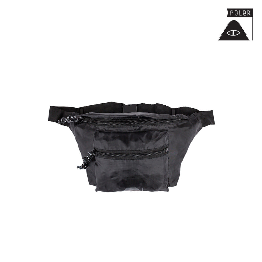 폴러 STUFFABLE FANNY PACK 13150002_BLK