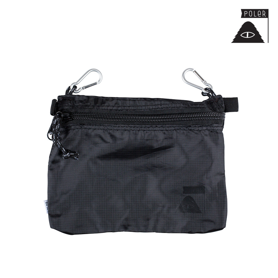 폴러 STUFFABLE POUCHES - LARGE 13160005_BLK