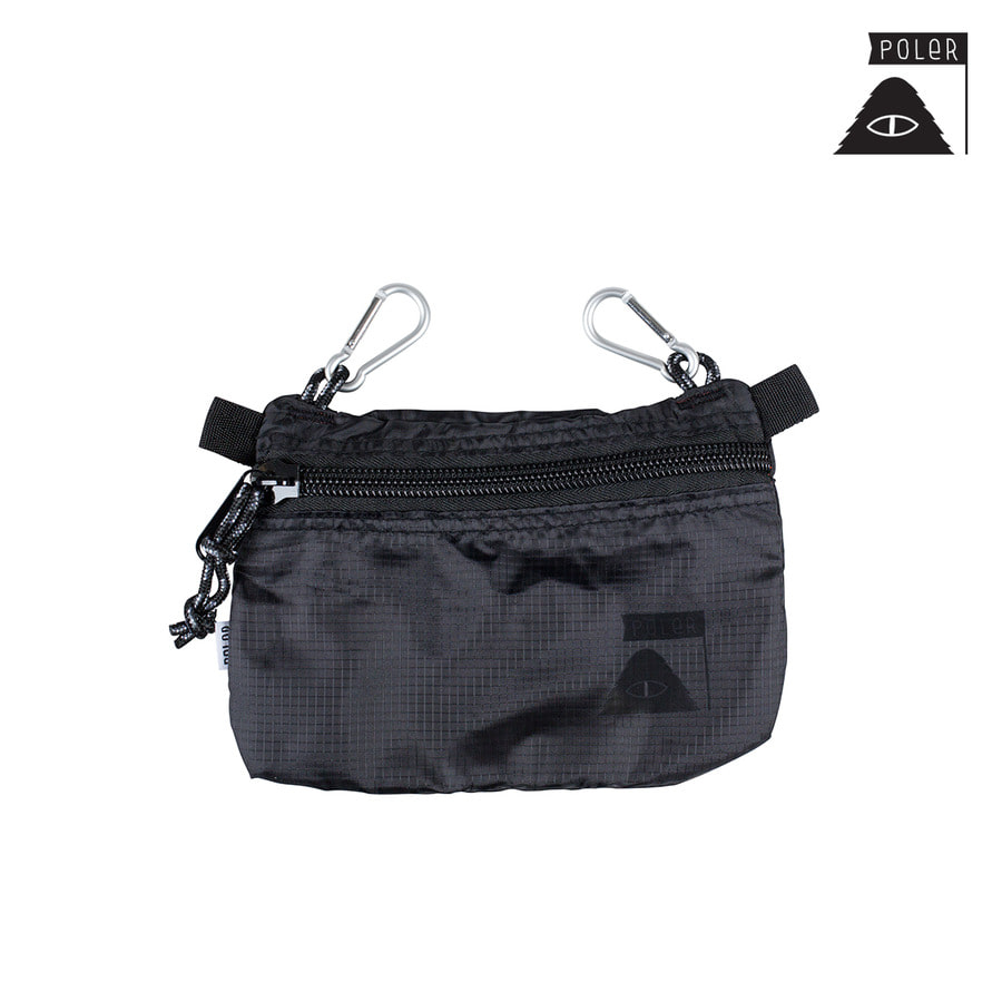 폴러 STUFFABLE POUCHES - SMALL 13160008_BLK